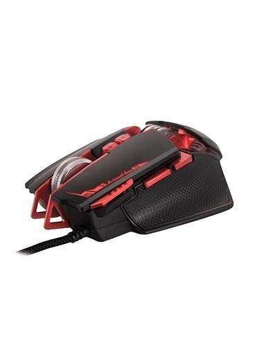 MF Product MF Product Strike 0573 RGB Kablolu Gaming Mouse Siyah
